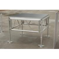 Movable Aluminum Portable Stage Platform With Waterproof Non - Slip Plywood Manufactures