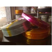 Colorful Printed Shrink Film for Popular Use , PVC Pakcing Tapes Manufactures