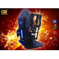 Amazing 220V VR Game Machine / Virtual Reality Amusement Park Equipment Manufactures