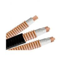 Low Smoke Mineral Insulated Cable Flexible BTTZ Series High Temperature Cable Manufactures