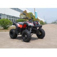 Street Legal EEC Quad Bike Four wheeler Chain Drive , Utility Style Manufactures
