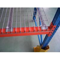 Welded Galvanized Wire Mesh Decking for Selective Pallet Racking Small Items Storage Manufactures