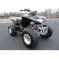 Air / Oil Cooled 400cc Atv Quad Bike 4 Stroke 3 Incline Cylinder With Big Head Lights
