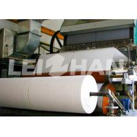 China 2 Lines Facial Tissue Paper Machine , Quick Toilet Roll Manufacturing Machine on sale