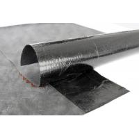Black Self Adhesive Roof Underlayment Dual Modified Asphalt 90 Days Exposure Manufactures