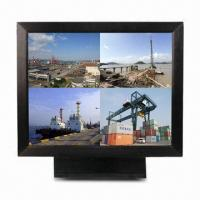 15-inch TFT LCD Monitor with 1,024 x 768 Pixels Resolution/VGA/BNC Input, VESA Wall Mount Available  Manufactures