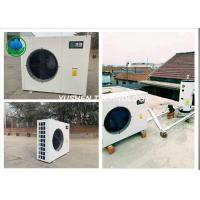 Cold Climate Home Air Source Heat Pump Systems With R404A Refrigerant Manufactures