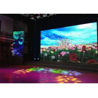 Quality P6 SMD3528 Indoor Large LED Video Wall Indoor Rental LED Video Wall Screen for sale