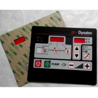 Professional 3M Adhesive Custom Membrane Switches 197 x 160mm Manufactures