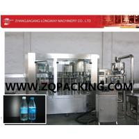 the Republic of Benin Mineral Water Filling Machine Manufactures