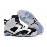 China sportsyyy.cn Perfect Nike Jordan 6 Mens Shoes White Black on sale