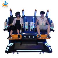42 Inches Virtual Cinema Machine 9d Vr Simulator Double Players 4 Dynamic Effects Manufactures