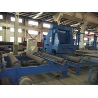 Pre Bending Thicker Steel Plate Pipe Making Machine For Petroleum Chemical Equipment