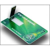 Credit card usb flash drive wholesale customize any usb pendrive Manufactures