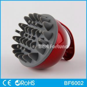 BF6002 Good Brush Head Waterproof Head Massager Popular Electric Scalp Massager Manufactures