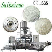 Artificial Rice Nutritional Rice Extruder Food Production Machine Manufactures