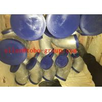 TP304 / L TP316 / L TP321 TP347/ H Steel Pipe Fittings Long Neck Stub End Seamless Manufactures