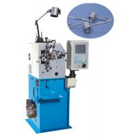 China Multifunctional Coiling Spring Machine , Spring Maker Machine With High Output on sale