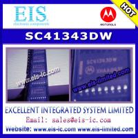 China SC41343DW - MOTOROLA - Encoder and Decoder Pairs - Email: sales009@eis-ic.com on sale