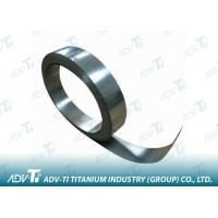 Quality Chemical Cold Rolled Titanium Strip Coil / Foil Grade 1 ASTM B265 for sale