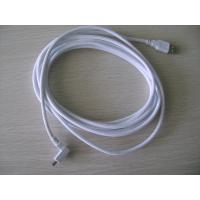 USB AM to right/left angle USB Mini 5PIN White Cable USB Transfer Cables Manufactures