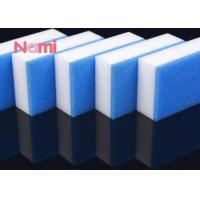 China Cleaning Extra Power Magic Eraser Sponge Pad Square Shape Household Application on sale
