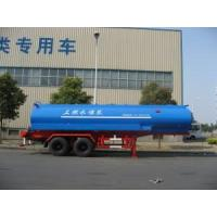 28600L SUS Tank Transportation for Light Diesel Oil Delivery (HZZ9290GYY) Manufactures