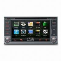 China GPS Car Navigation System for Subaru, with In-dash DVD Player, Supports Bluetooth Function on sale