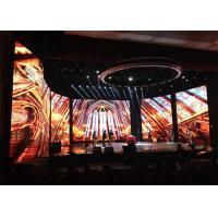 High Definition P4 Full Color Flexible LED Screen Indoor / Outdoor Application Manufactures