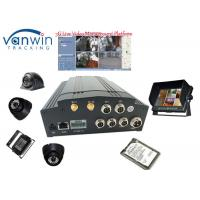 H.264 8ch cctv tvt 3G Mobile DVR with WiFi Module support online gps navigation