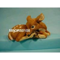 Poly Resin Garden Painted Fawn Manufactures