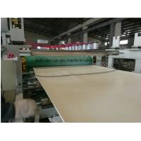 Recycle Material WPC Pvc Sheet Extrusion Line Celuka / Crust Foamed Board Production Manufactures