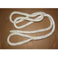 "ANCHOR LINE DOCK LINE 1/2"" x 100' DOUBLE BRAID POLYESTER ROPE MADE IN CHINA Manufactures"