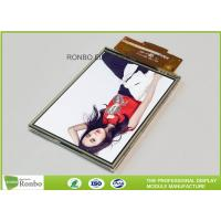 China Small Resistive Touch Screen LCD Display 2.8 Inch TFT 240x320 Resolution RoHS Compliant on sale