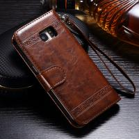Buy cheap Samsung S7 Edge Leather Wallet Case , Three ID Card Slot Detachable Wallet Case from wholesalers