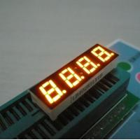 Four Digit Seven Segment Common Cathode LED Display For Digital Indicator 0.28 Inch Manufactures
