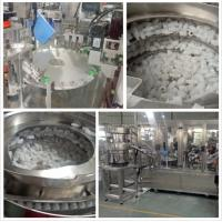 Quality Industrial Plastic Bottle Capping Machine Bottle Cap Assembly Machine for sale