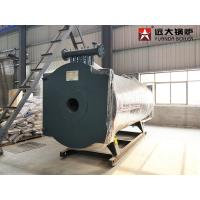 China China Manufacture Gas Oil Fired Thermal Oil Heater Boiler For Plywood Rubber Oil Refinery Industry Factory on sale