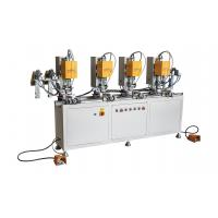 Automatic Upvc Welding Machine Plastic Profile Window Screw Fastening Machine 1KW Manufactures