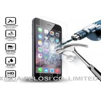 Tempered Cell Phone Screen Protector Responsive Touch Anti Shatter 2.5D Round Edge Manufactures