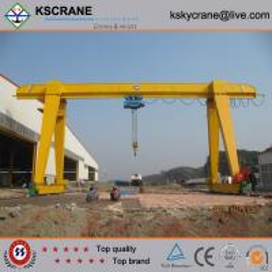 China Hot Sale Factory Price Mobile Gantry Crane 20ton, Gantry Crane Features on sale