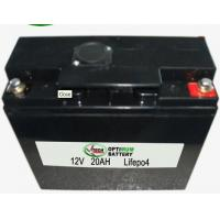 Buy cheap 12V 20AH Solar Energy Storage Battery,UPS Lifepo4,Ups Power Systems from wholesalers