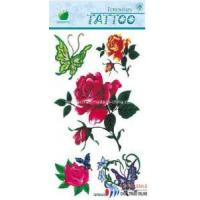 Colorful Body Tattoo Sticker (HTST007) Manufactures