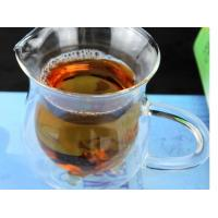 Heat Resistance Double Wall Coffee Milk Tea Beer Glass Cup Clear Kongfu Tea Cup Transparent Cupware Drinkware Home Gift Manufactures