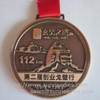 China Engraved metal medallion maker China for custom metal medals and medallions for cheap on sale