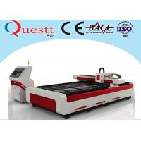 Industrial Laser Cutting Machine 2000W For SS Iron , High Power 3 Axis Laser Cutter Manufactures