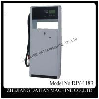 90L/min petrol station heavy duty single type high speed fuel dispenser Manufactures