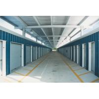 Q235B Building Steel Frame With Sandwich Panel Partition Parts GB Standard Manufactures