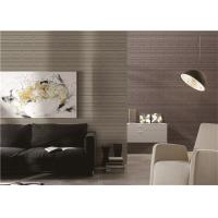 Modern Imitation Natural Grasscloth Wallpaper Wall Decoration , Eco Friendly Manufactures