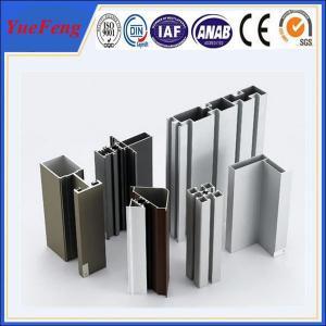 Factory!!Aluminum curtain wall profile bulk buy from china, aluminium curtain wall Manufactures